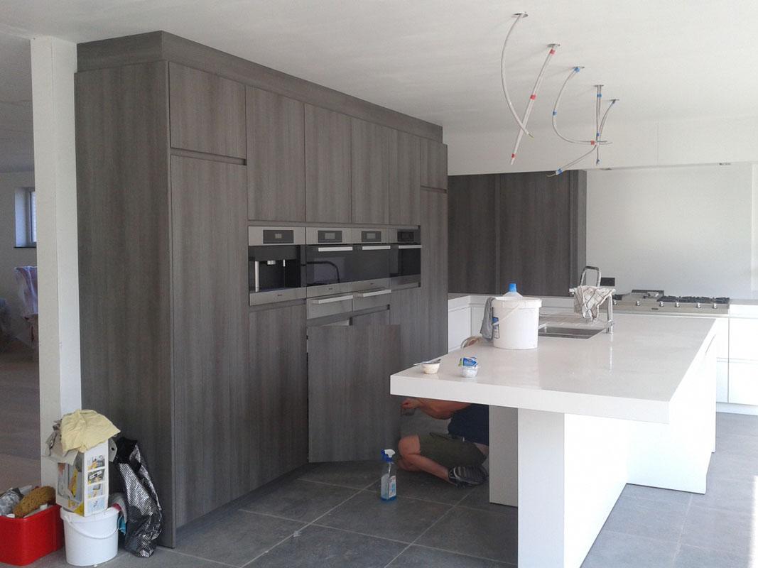 Keukens Op Maat Erpe Mere : Keukens op maat FL Interieur Evergem